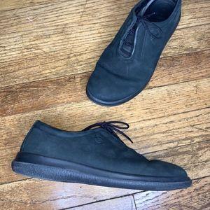 Ecco Women's Suede Comfort Shoe